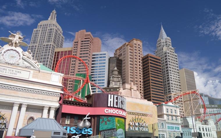 Spot the NY landmark!